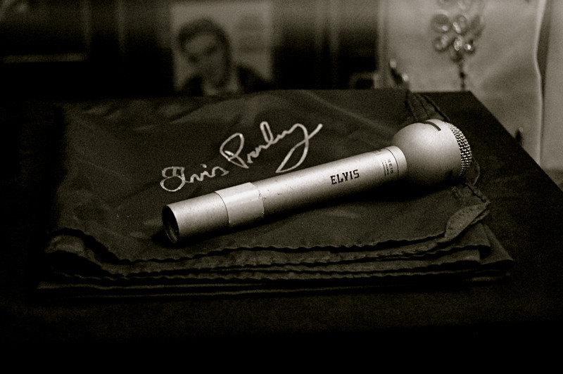 The King's Microphone