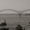 De Soto Bridge- Mississippi River