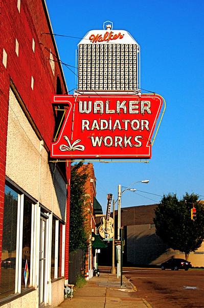 Walker Radiator & Sun Studios