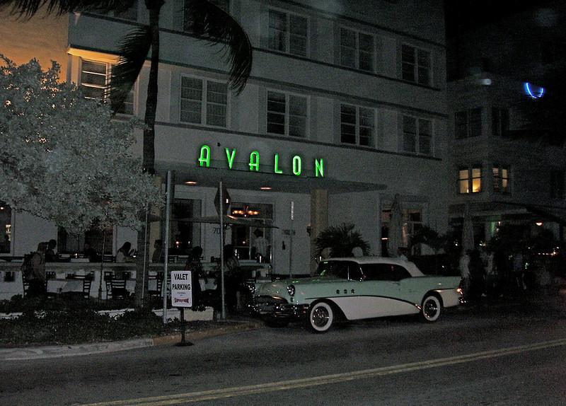 Avalon Hotel - Ocean Drive, South Beach