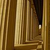 Columns at The Parthenon