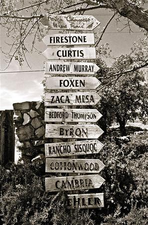 Foxen Canyon Wine Trail
