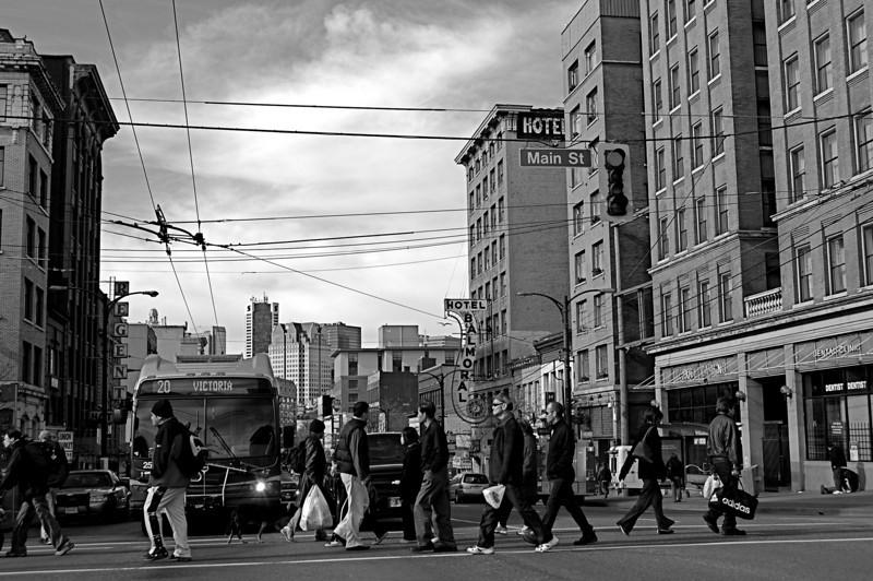 Main St. Vancouver, B.C.
