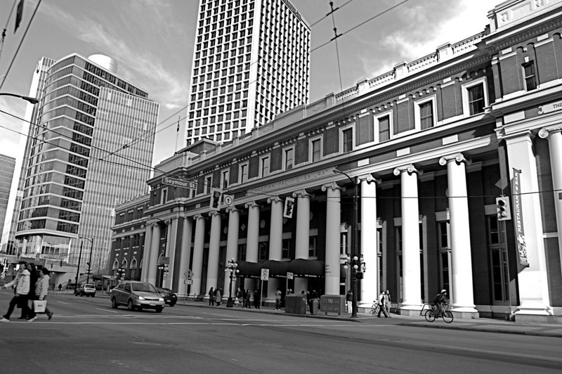 Canadian Pacific Railway Building