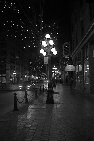 Gastown- Vancouver, B.C.