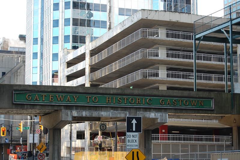 Gateway to Gastown