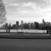 The view from Stanley Park.