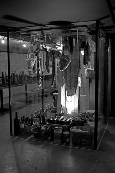 Inside Salt at Blood Alley, Gastown- Vancouver, B.C.
