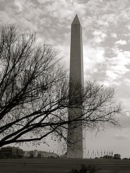 Washington Monument- National Mall