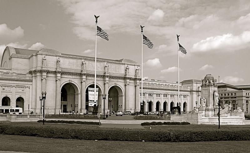 Washington, D.C. Union Station