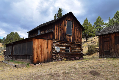 Historic Riddle Ranch House