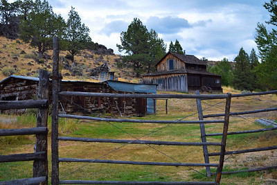 Historic Riddle Ranch