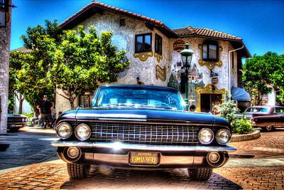 Cadillac Kings Car Show
