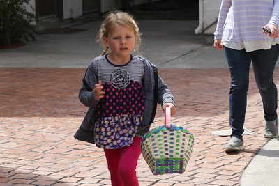 Eggstravaganza Easter Egg Hunt 2018 at The Old World Village