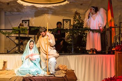 International Celebration of Christmas (Nativity Play 2016)