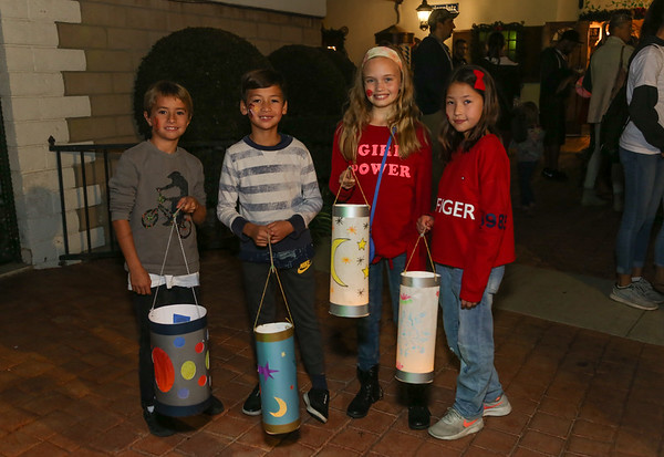 German School Campus Lantern Fest