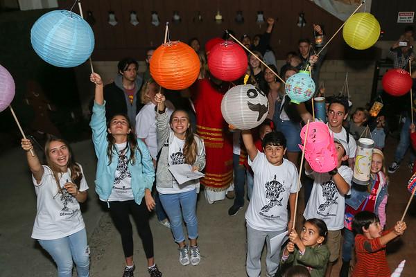 German School Campus Lantern Fest