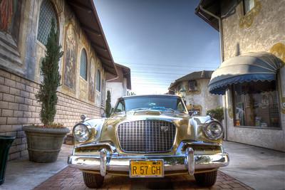Studebaker Car Show