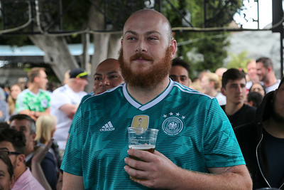 Russia 2018 World Cup - Germany vs. Mexico