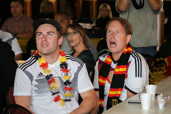 Russia 2018 World Cup - Germany vs. Republic of South Korea