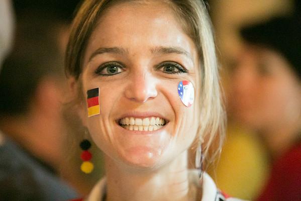 World Cup USA vs Germany