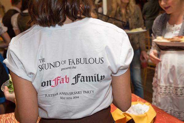 JustFab Anniversary Party