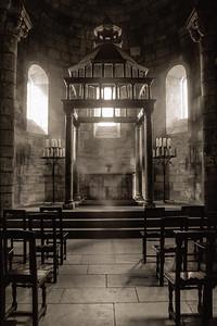 Medieval Altar