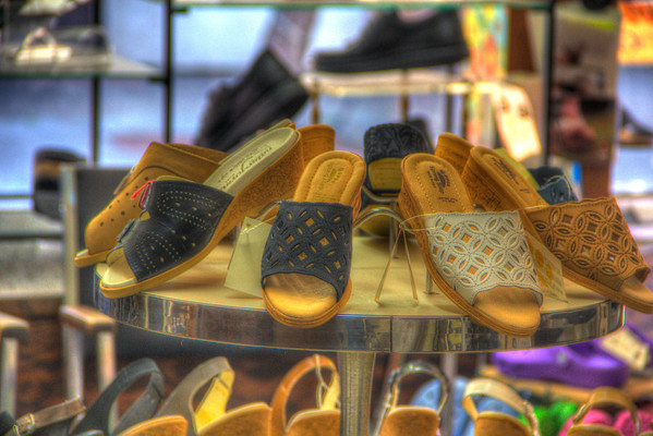 Continental Import Shoes