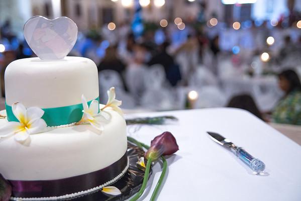 Old World Wedding Cakes