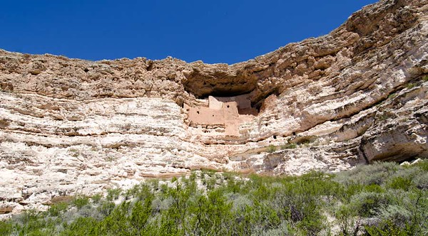 Montezuma Castle Overview