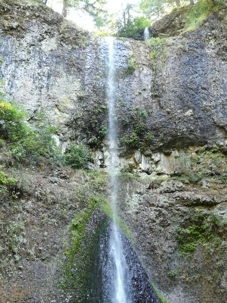 Double Falls.