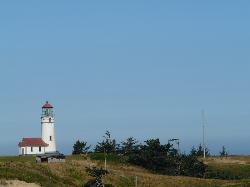 Cape Blanco State Park. We didn't stay, just checked it out.