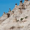 Our first detour, Tent Rocks, a national monument in northern New Mexico.