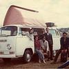 1971 VW Dormobile