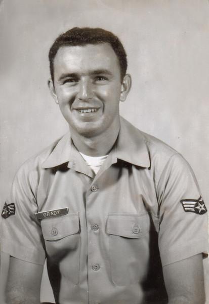 Thomas Grady <br /> Perrin Air Force Base Texas November 1966