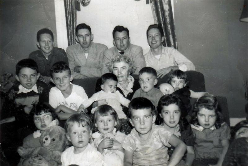 Grady cousins 1953
