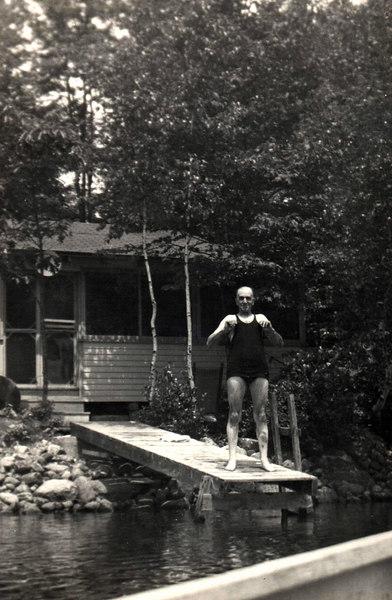 Andrew Babin, Northwood Lake, NH