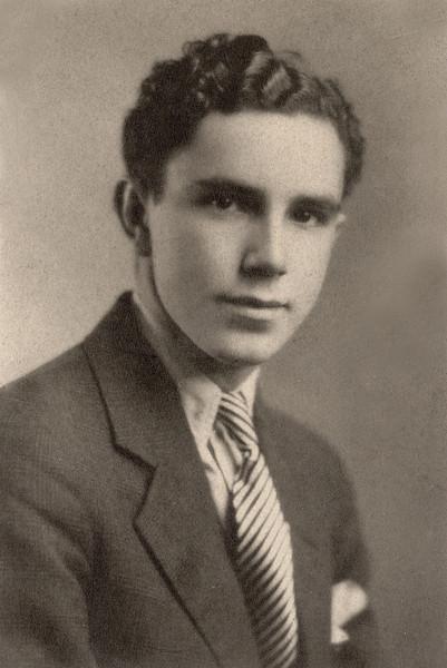 Henry Grady, High School Graduation, West High, Manchester, NH