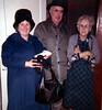Doris, Henry, Grammy (Emma) Babin<br /> Christmas 1963