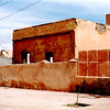 Dilapidated building in Marrakesh, Morocco
