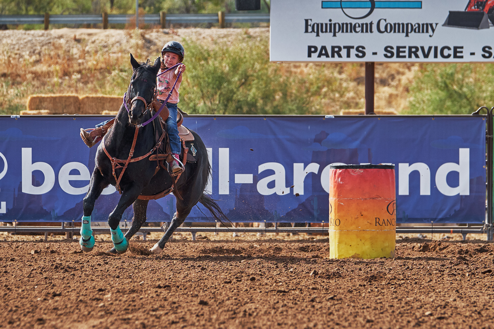 11/16/17 SY Barrel Racing