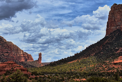 Sedona Clouds