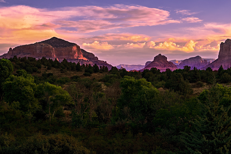Bell Rock Sunrise - Sedona, AZ