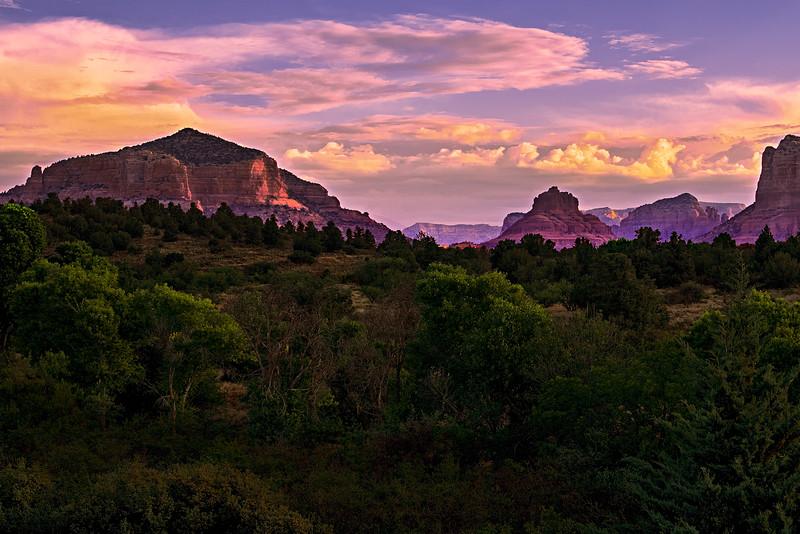 Bell Rock Sunrise - Sedona, AZ