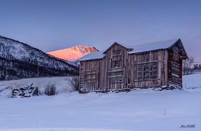 Old houses & barns