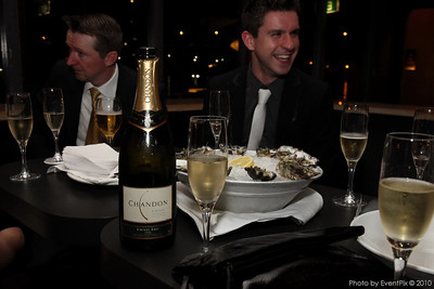 Chandon supper club @ The Boathouse