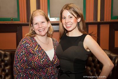 Liz Clarke and Katie McDonald (Staging Connections)