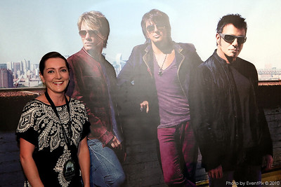 Bon Jovi fans Sydney