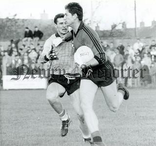 Paddy o'Rourke Down