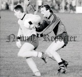 John Trainor Down GAA